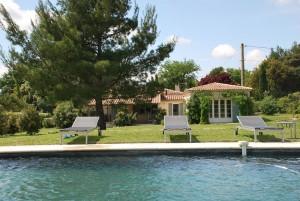 Villa, piscine chauffée, 8 pers – Réf.285A L'Isle/Sorgue