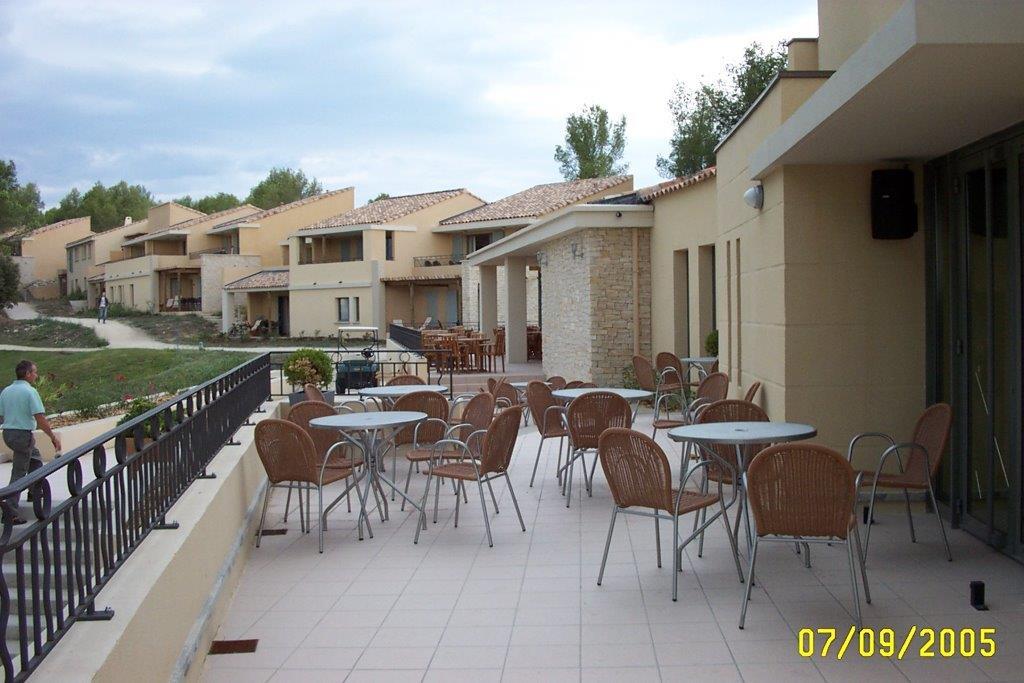 Gite/Appt, piscine commune, 4 pers – Réf 346G  Saumane de V