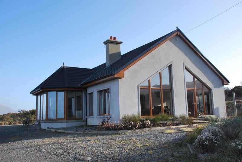 Villa, 8 pers – Réf 1IRL – Connemara Irlande
