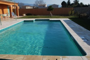 Villa, piscine, 6 pers – Réf 396A L'Isle/Sorgue
