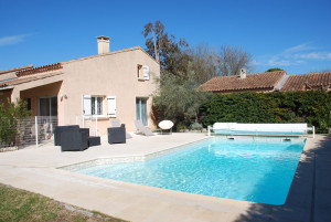 Villa, piscine, 6 pers – Réf.500A L'Isle/Sorgue