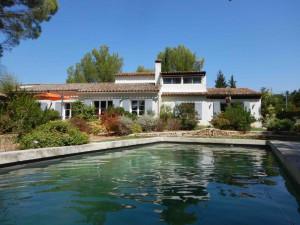 Villa, piscine, 10 pers – Réf.488A L'Isle/Sorgue